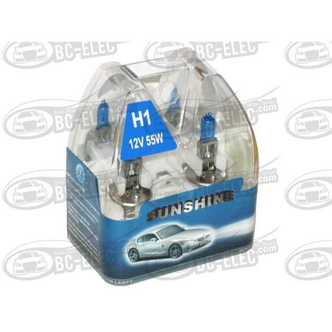 Bc-elec - AMP55H1 Ampoules H1 55W type Xenon 4000K