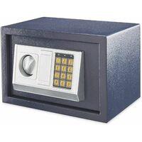 Bc-elec - BS11004-6 Coffre Fort serrure à combinaison digitale + clés 20x31x20 cm