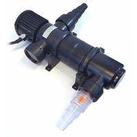 Bc-elec - CUV-211 Stérilisateur d'étang UV 11W- clarificateur de bassin UVC 11W