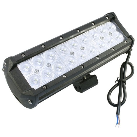 Bc-elec - F2-0020SPOT LED high beam work light 4x4 offroad light Flood, 9-32V, 54W equivalent to 540W