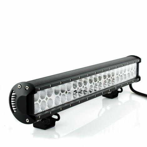 Bc-elec - F2-0024 Feux Longue Portée LED pour 4x4 et SUV, 9-32V, 126W équivalent 1260W FLOOD