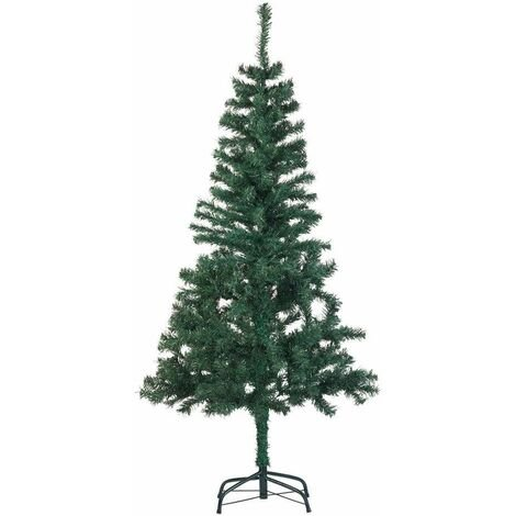 Artificial Christmas Tree Branches.Bc Elec Hpbd 3 Green Artificial Christmas Tree 310 Branches 150cm