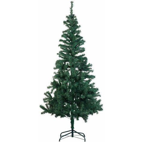 Artificial Christmas Tree Branches.Bc Elec Hpbd 4 Green Artificial Christmas Tree 533 Branches 180cm
