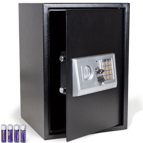 Bc-elec - HSF-50E Safe with digital combination lock + keys 50x35x37cm