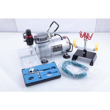 Bc-elec - TC-20K Airbrush starter kit with airbrush pistol
