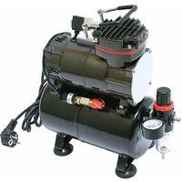 Bc-elec - TC-88T Airbrush compressor TC-88T 0 - 6 bar with air reservoir