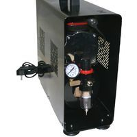 Bc-elec - TC-90TS Airbrush compressor double cylinder 190W 0 - 4 bar model AS196AW with air reservoir