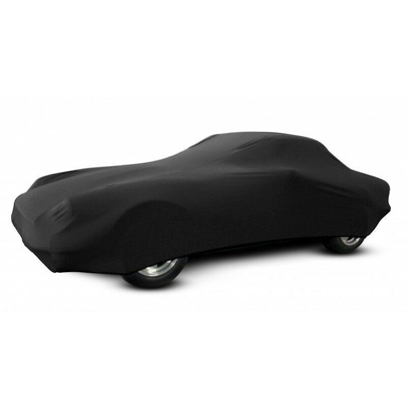 Road Club - Bâche Auto intérieure pour Audi a3 cabrio avec capote ouverte (2008 - 2010) - Noir