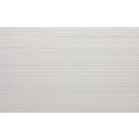 BCT Brighton White 24.8cm x 39.8cm Ceramic Wall Tile - BCT12238