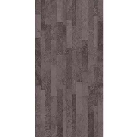 BCT HD Slate Splitface Black Wall Tiles 248mm x 498mm - Box of 8 (1m2)
