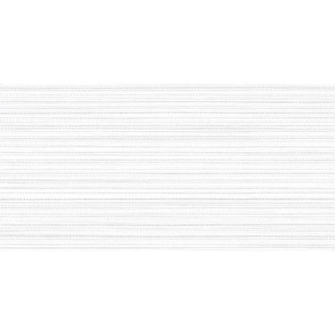 BCT Seagrass White 24.8cm x 49.8cm Ceramic Wall Tile - BCT55006