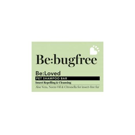 Be Shampoo Bar Insect Re 100g - 676830