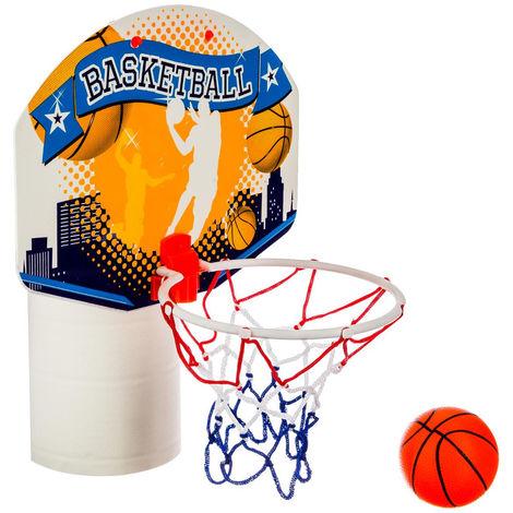 Be Toys - Panier de Basket 34 x 25 cm avec son Ballon