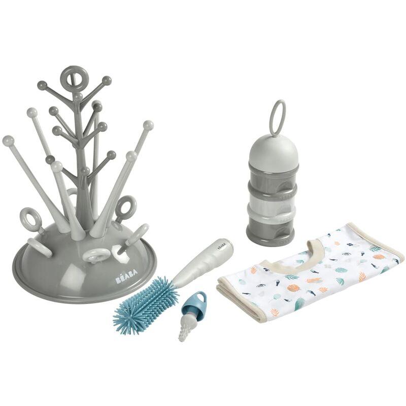 Image of Baby Feeding Gift Set - Multicolour - Beaba