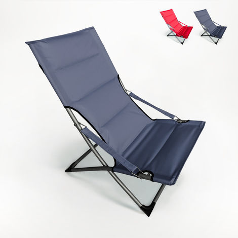 Beach chair for beach sea folding garden CANAPONE