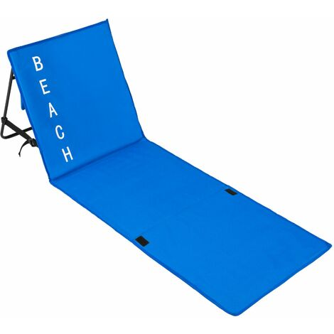 Prime Beach Mat With Backrest Folding Beach Chair Folding Beach Gmtry Best Dining Table And Chair Ideas Images Gmtryco