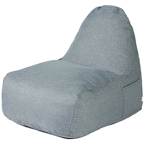 Bean Bag Sofa Chair Recliner Sofa Cotton With Filling Foam