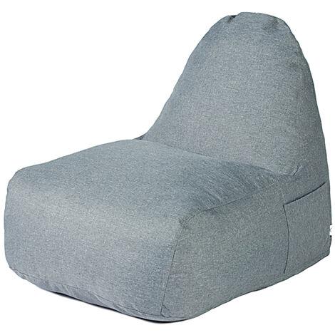 "main image of ""Bean Bag Sofa Chair Recliner Sofa Cotton With Filling Foam"""