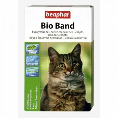 Beaphar Bio Band para gatos