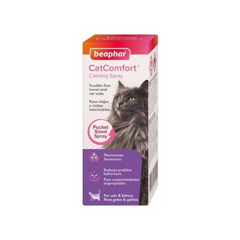 Image of Beaphar Cat Comfort Spray 30ml x 1 (260892)