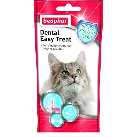 Beaphar Cat Dental Easy Treats (35g) (May Vary)