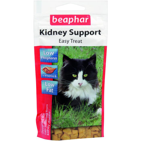 Beaphar Kidney Support Easy Treat For Cats (35g) (May Vary)