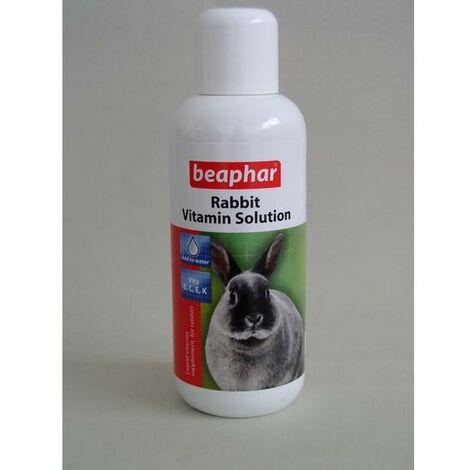"""main image of """"Beaphar Multi Vitamin Solution For Rabbits 100ml - 22079"""""""