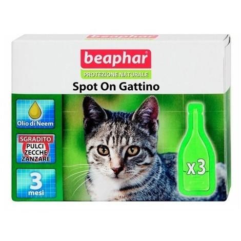 Beaphar naturale gatto (3 pipette)
