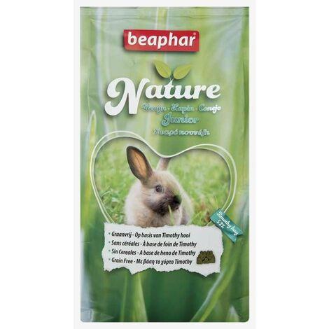 Beaphar Nature Conejo Junior, 1250 Gr