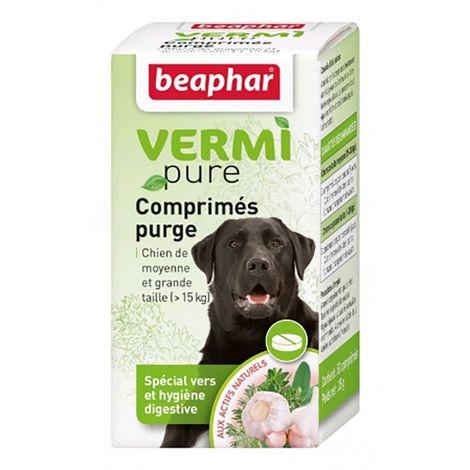 """main image of """"Vermipure - comprimés pour chien"""""""