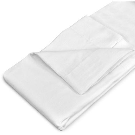 2x berceau jersey drap 100/% coton pour bébé 40x90cm blanc//rose
