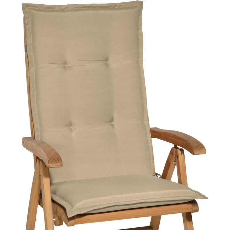 2x Sitzkissen 50x98 Rücken Kissen Rot Polsterauflage Stuhl Auflagen Sitzpolster
