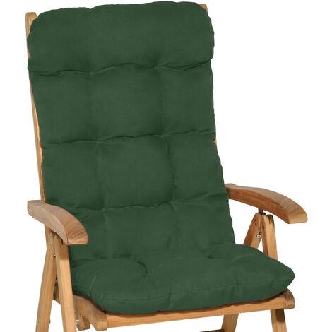 Beautissu Matelas Coussin pour chaise fauteuil de jardin Flair HL