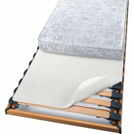 Beautissu Protège matelas - Isolateur pour sommier à lattes Beautect200x80x0.5 cm