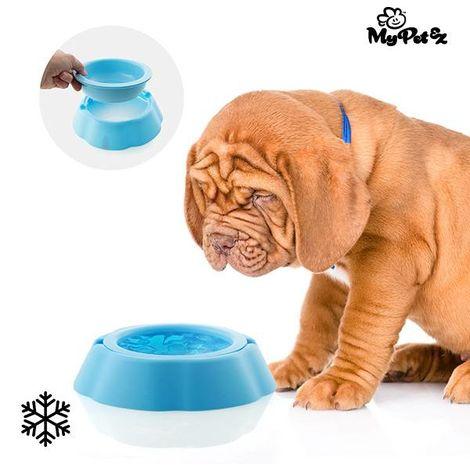 Bebedero para Mascotas My Pet Frosty Bowl
