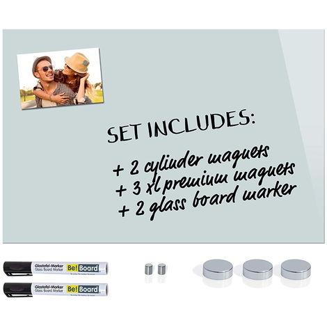 Whiteboard Magnettafel Set Marker Stifte Boardmarker Abwaschbar 3 Farben 3 tlg