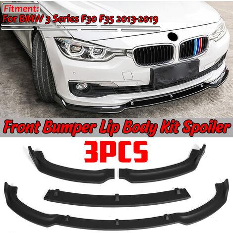 Becquet de Kit de carrosserie de lèvre de pare-chocs avant pour BMW série 3 F30 F35 2013-2019 accessoires de voiture de modèle de Base