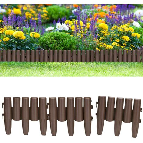 Bed Edging Set 8x Palisade