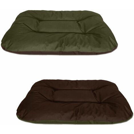 BedDog® 2en1 colchón para perro REX L hasta XXXL, 9 colores, cama, sofá, cesta para perro