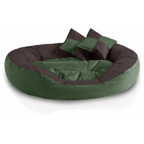 BedDog® 4en1 colchón para perro SABA L hasta XXXL, 7 colores, cama, sofá, cesta para perro