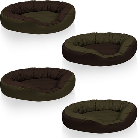 BedDog® 4en1 colchón para perro SUNNY XL hasta XXXL, 13 colores, cama, sofá, cesta para perro