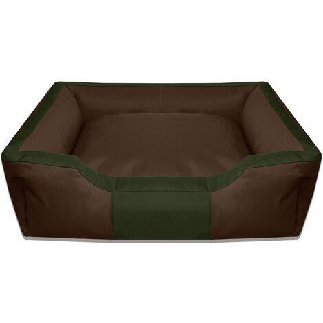 BedDog® colchón para perro BRUNO XL hasta XXXL, 15 colores, cama para perro, sofá para perro, cesta para perro