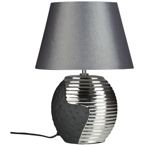 Bedside Lamp Black ESLA