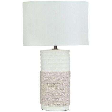 Bedside Lamp Light Beige NAVIA