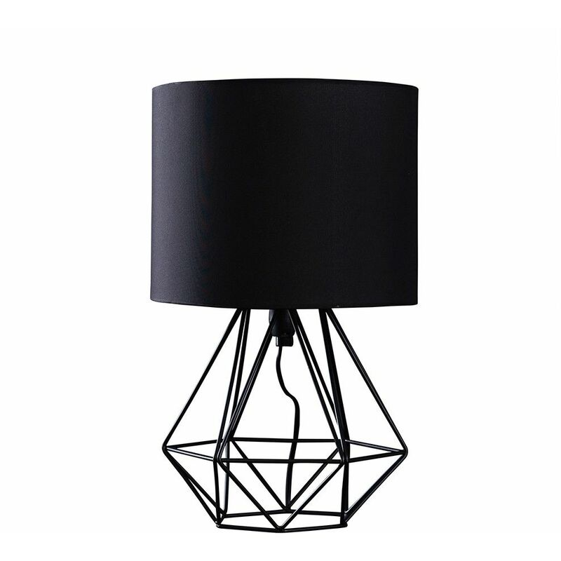 Table Lamp 40cm Modern Bedside Lamps