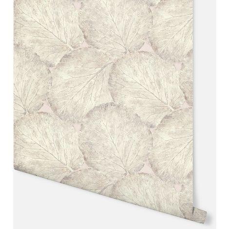 Beech Leaf Blush Wallpaper - Arthouse - 902407