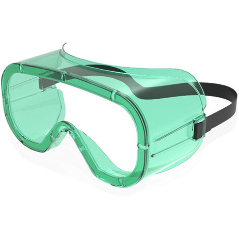 """main image of """"Beeswift - NON VENT SG604N GOGGLE - Green"""""""