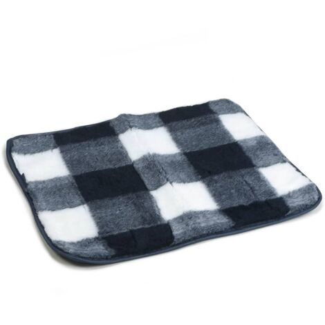 Beeztees Crate Mat 62x44 cm Blue and White