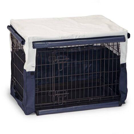 Beeztees Dog Crate Cover Benco 89x60x66 cm Blue 715957