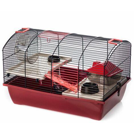 Beeztees Jaula para roedores Victor 2 Plus 50x33x33 cm 266842
